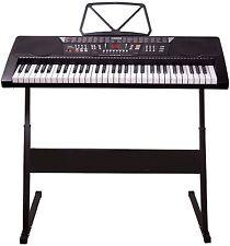 GENUINE MYLEK 61 KEYS ELECTRONIC MUSIC DIGITAL PIANO MUSICAL KEYBOARD WITH STAND