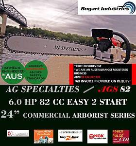 "Genuine AG SPECIALTIES Chainsaw 82 CC, 24"" Arborist, STIHL CHAIN Revesby Bankstown Area Preview"