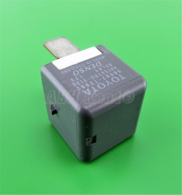 475-Toyota Lexus 4-Pin Power Window Grey Relay 90987-T2002 Denso AH156700-3130