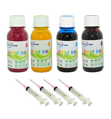 4x100ml Premium Sublimation Ink For Ricoh Printers