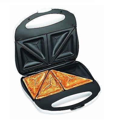 Electric Sandwich Maker Toaster Panini Omelet Press Breakfast Non Stick Snack