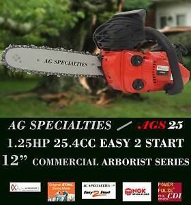 """Genuine AG SPECIALTIES Chainsaw 25CC, 12"""" Arborist, STIHL CHAIN Revesby Bankstown Area Preview"""