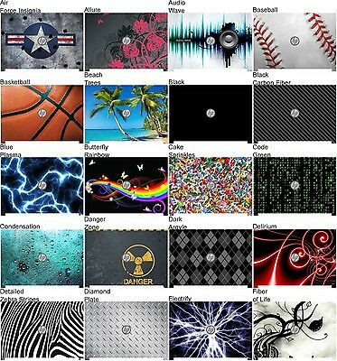 Dell Latitude D630 Skin - Choose Any 1 Vinyl Decal/Skin for Dell Latitude D620 - D630 - Free US Shipping!