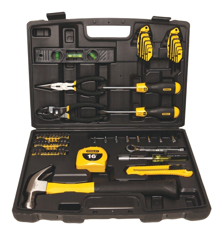 Stanley 94 248 65 piece homeowner s tool kit