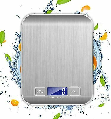 Kitchen Scale Digital Food Scales Bascula Touch Screen 5core K 53