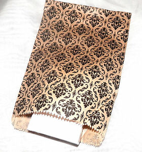 50-5-x-7-Damask-Print-Print-Merchandise-Bags-Paper-Favor-Bags-Party-Gift-bag