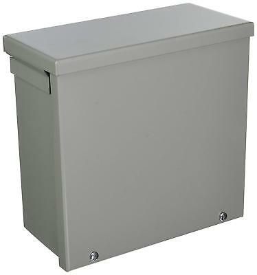 Hoffman A8r84 Enclosure Metallc 8in.h X 8in.w X 4in.d