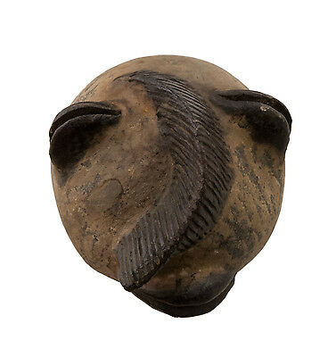 Mask Pasport African Terracotta Of Very Pretty Quality AF977