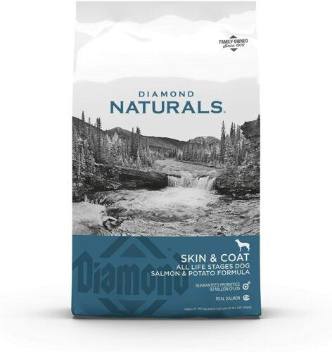 Diamond Naturals Skin & Coat Real Salmon and Potato Recipe Dry Dog Food with