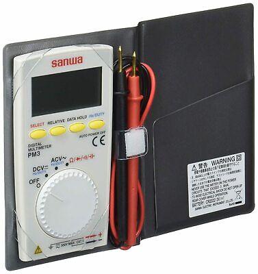 Sanwa Digital Multi-meter Pm-3 Pm3