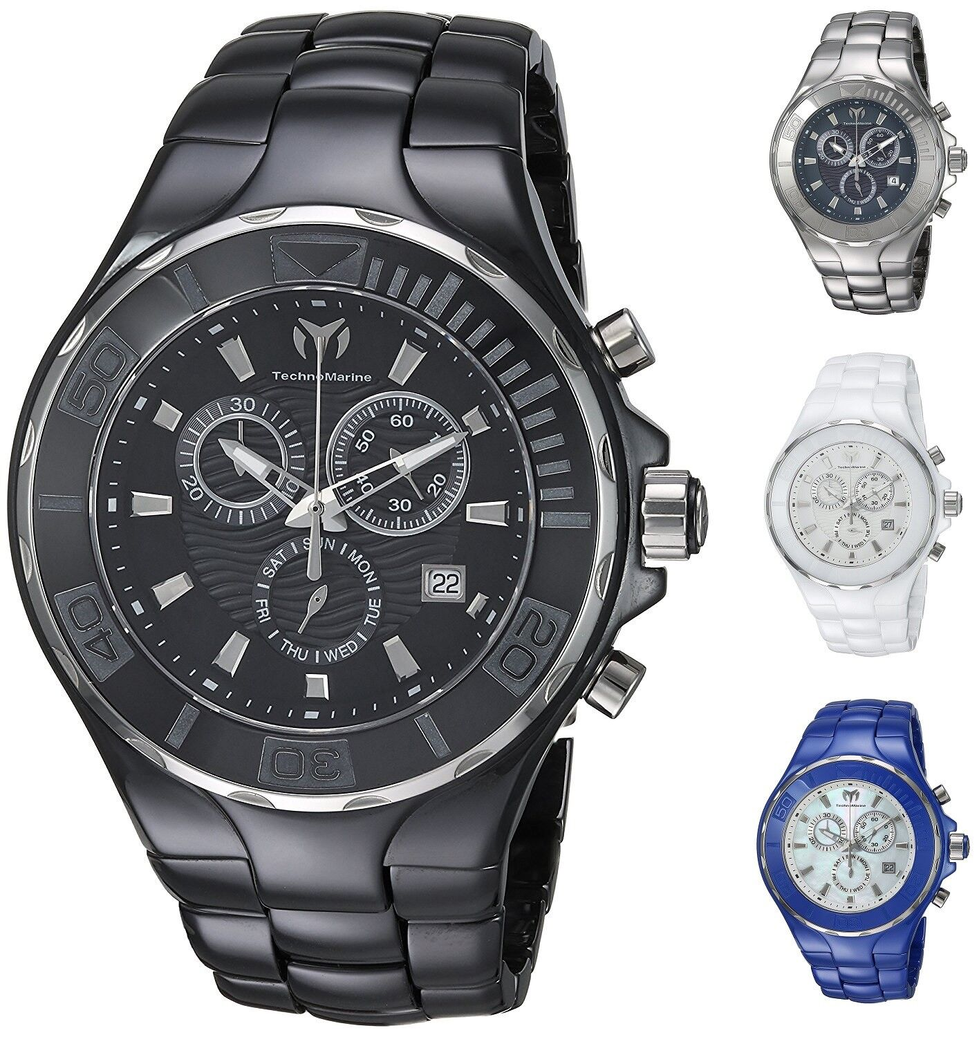 men mens mesh watches silver bracelet tw maverick image watch steel s chronograph