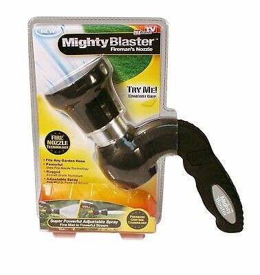 Blaster-spray (Mighty Blaster Spray Nozzle for Water Hose- Set of 2)