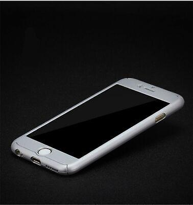 Samsung Galaxy S7 Funda de Móvil Carcasa Protección Full-Cover Tanque Cristal