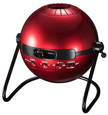 SEGA TOYS HOMESTAR Classic MARS Limited Red Home Planetarium From Japan