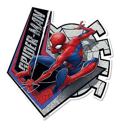 Spider-Man Webbed Wonder Wall Mounted Official Marvel Cardboard Cutout Parker - Spiderman Cutout