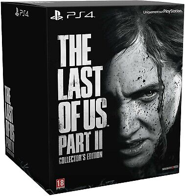The Last of Us Part II Collector's Edition PS4 - Version FR - Neuf (Préco)