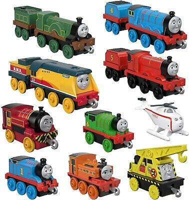 Thomas and Friends TrackMaster Sodor Steamies Train Engines Set