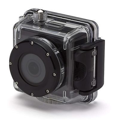 Kitvision Splash Waterproof HD 1080p Action Camera with Accessories - Black