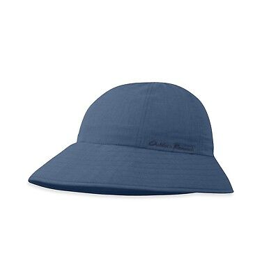 OUTDOOR RESEARCH Women's BLUSH SUN HAT BUCKET DUSK BLUE 50+ UPF - NEW