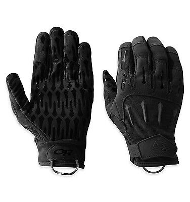 Outdoor Research Ironsight Gloves Taktische Handschuhe Gr. XL Schwarz NEU!