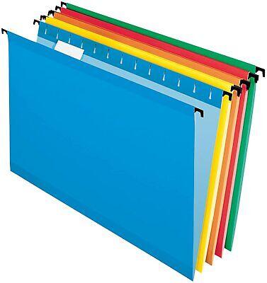 Pendaflex Surehook Reinforced Hanging Folders Legal Size 15 Cut 20 Pcs
