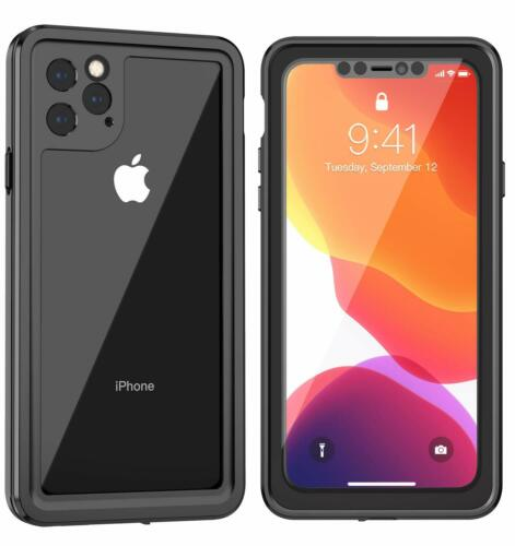 For iPhone 11/XI Pro 5.8in Waterproof Military Case Support