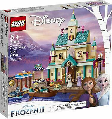 LEGO Set 41167 Disney Frozen 2 Arendelle Castle Village
