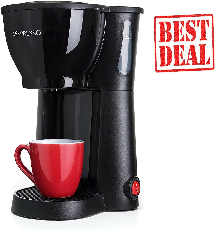 single serve coffee maker cup machine pod