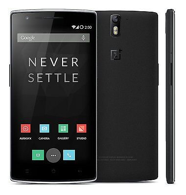 "New OnePlus 1 One A0001 Plant Unlocked 64GB 3GB RAM Android 4G LTE 5.5"" Phone"