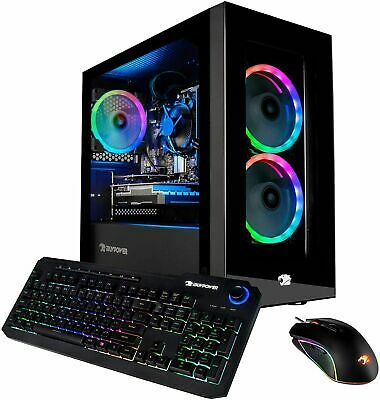 iBUYPOWER Gaming PC Computer Desktop Mini 9300 - Brand New