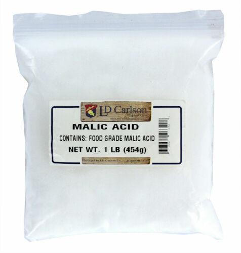 Malic Acid, 1lb-Malic Acid. Food Grade Malic Acid