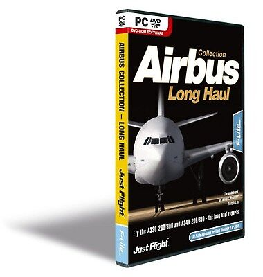 Just Flight Limited Airbus Collection: Long Haul Expansio...