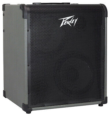 PEAVEY MAX 300 300W 2x10 Bass Combo Amp Gray and Black Ships FREE to ALL US Zips 300w Solid State Bass
