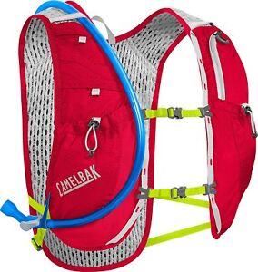 520509e0ec CamelBak Circuit Running Vest With Hydration Bladder 1138601000 Red ...