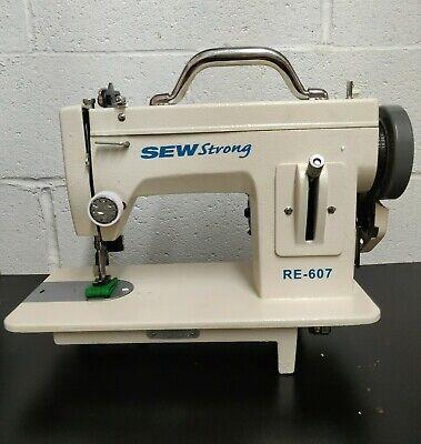 Portable Walking Foot Machine Sewstrong Re-607 - Free Shipping
