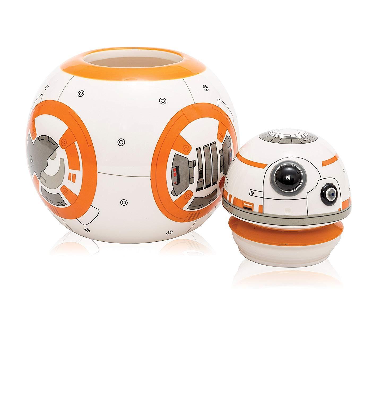 Star Wars - BB-8 der Droide - Keramik Keksdose mit Deckel von Joy Toy 656518