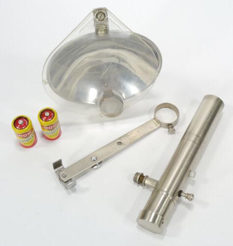 VTG Metal Flash King Press Style Camera Flash Attachment - Light Saber Handle