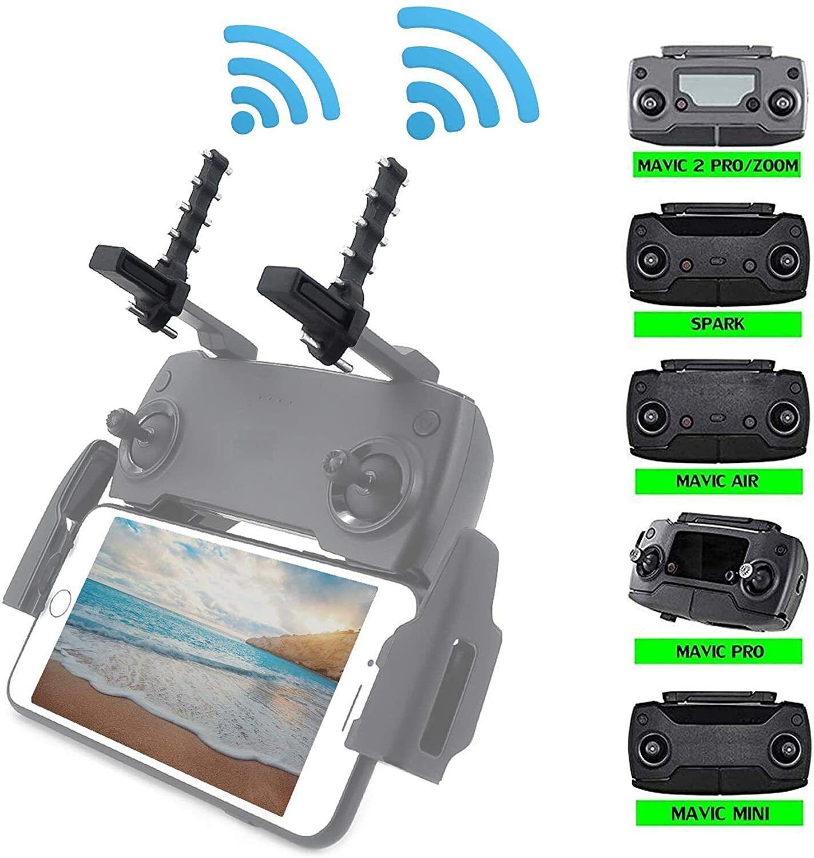 2 4g Yagi Antenna Singer Booster 2 5 3 5km For Dji Mavic Mini Mavic 2 Pro Drone Ebay