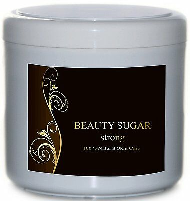 500g Beauty Sugar strong Shugaring, Suggering, Suggaring, Zucker Paste