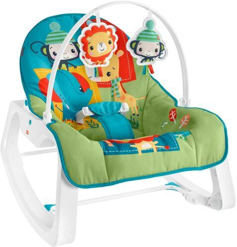 Silla Mecedora Calmante Vibradora Para Bebés Sensorial Infante A Niño Pequeno