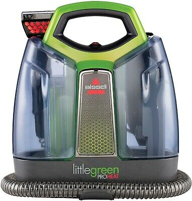New BISSELL Little Green ProHeat Portable Deep Cleaner 2513G