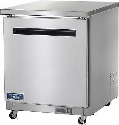 Arctic Air Auc27rz Under-counter Worktop Commercial Refrigerator