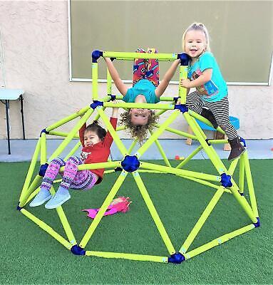 Jungle Gym Monkey Bars Kids Play Set Toddler Playground Outdoor Backyard -