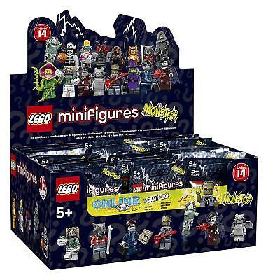Lego ® 71010 Minifiguren Display Serie 14 Halloween Neu OVP new sealed  ()