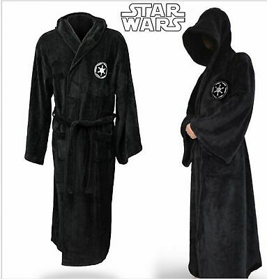 athrobe Cosplay Halloween Darth Vader Costume Sleep Wear New (Halloween-darth Vader Kostüm)