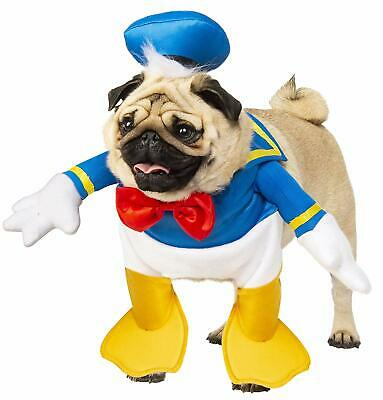 artoon Classic Fancy Dress Halloween Dog Cat Pet Costume (Donald Duck Cartoons Halloween)