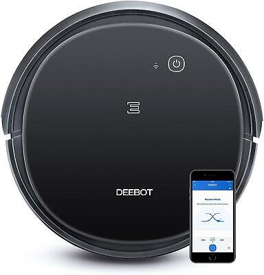 New ECOVACS DEEBOT 500 Robotic Vacuum Cleaner with Max Power