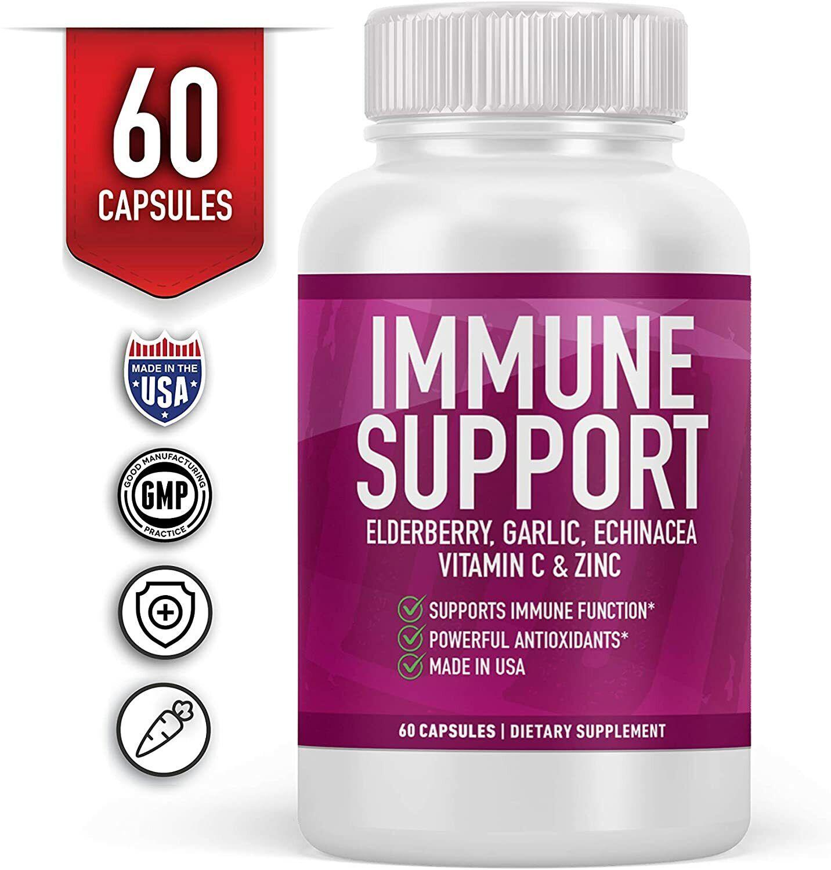 Mejores pastillas para subir las defensas reforzar el sistema inmunológico