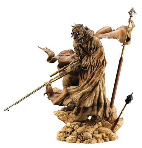 Kotobukiya Star Wars Artist Series Tusken Raider Barbaric Tribe ArtFx Statue