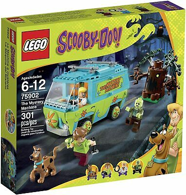NEW LEGO Scooby-Doo THE MYSTERY MACHINE 75902 NISB Retired